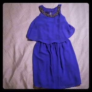 Used Blue Kids Dress